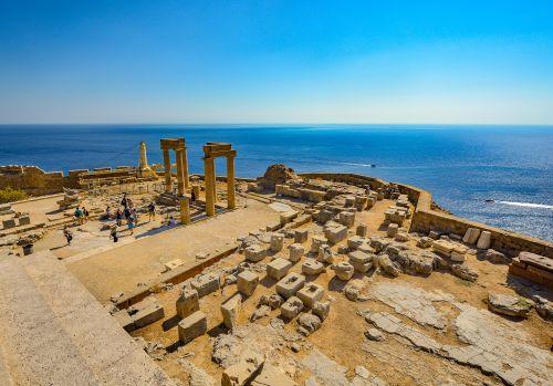Почивка на о-в Родос, Гърция със самолет от София  - 7 нощувки