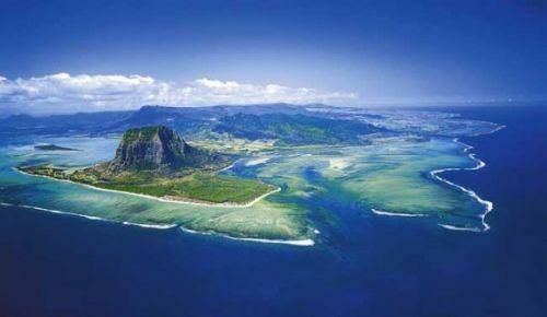 Нова Година на остров Мавриций